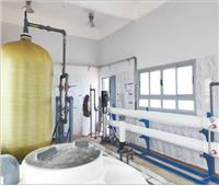 تنفيذ ١٦ محطة لتحلية مياه الآبار بقرى غرب مطروح