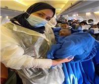 صور| «ولادة فوق السحاب».. راكبة تضع مولودها خلال رحلة «مصر للطيران»