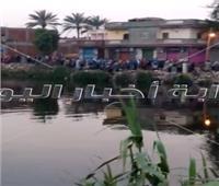 الإنقاذ النهري بالبحيرة يواصل البحث على جثة طالب غرق بترعة المحمودية