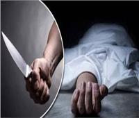 شخص يقتل جاره بدم بارد| فيديو