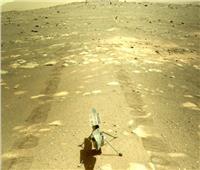 مروحية المريخ تنجو من أول ليلة على سطح الكوكب الأحمر