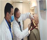 علاج 1593 حالة خلال قافلة طبية بقرية «عرب السلطان حسن» بالمنيا