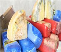 ضبط 35 طن أغذية فاسدة وصاحب مخبز يستولى على أموال الدعمبالبيع الوهمي للعيش