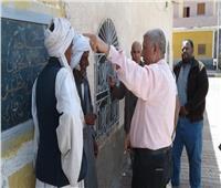 إنشاء محطة تحلية مياه جوفية جديدة بقرية الشيخ الشاذلى بـ«مرسى علم»
