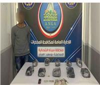 سقوط 3 تجار مخدرات بحوزتهم بانجو وأقراص «تامول» بالإسماعيلية