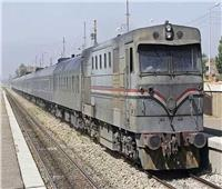 حركة القطارات| ننشر التأخيرات على خط «طنطا- المنصورة- دمياط».. السبت