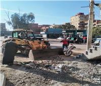 محافظة الفيوم: رفع 43 ألف طن قمامة بمراكز وقرى المحافظة