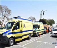 مصرع وإصابة 5 في تصادم سيارة ملاكي و«كارو» بسوهاج