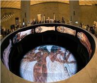 بيع 600 تذكرة بالمتحف القومي للحضارة في اليوم الرابع من افتتاحه| صور