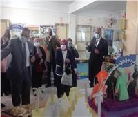 «تعليم السويس» ينظم المعرض الختامي للأنشطة التعليمية