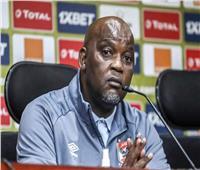 دوري أبطال إفريقيا| موسيماني يستعرض سيمبا بالفيديو للاعبي الأهلي
