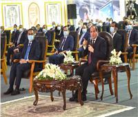 7 تصريحات لـ«الرئيس» في افتتاح مجمع الوثائق والإصدارات المُؤمنة والذكية