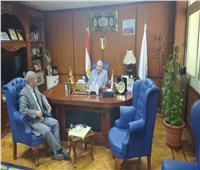 رئيس «السادات»: مساعى جادة لإقامة مستشفى جامعي يخدم المدينة ومحيطها