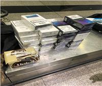 ضبط محاولة تهريب كمية من خصلات الشعر والسجائر بمطار القاهرة
