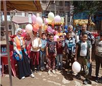 الشباب والرياضة بسوهاج تحتفل بـ«يوم اليتيم» | صور