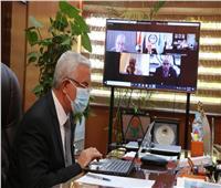 رئيس جامعة المنوفية يشهد ختام فعاليات مؤتمر اتحاد الجامعات العربية