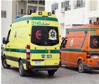 إصابة شخصين في حادث بكورنيش المنيا