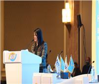 وزيرة التعاون الدولي: العالم واجه تحديات غير مسبوقة جراء جائحة كورونا