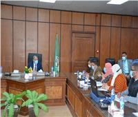 محافظ المنيا يوافق على إقامة محطة معالجة للصرف الصحي بالمنطقة الصناعية