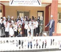 قرية الروضة بشمال سيناء تحتفل بـ«يوم اليتيم»