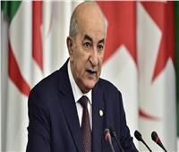 الرئيس الجزائري يجري مشاورات سياسية مع ممثلين عن المجتمع المدني