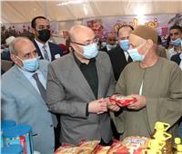 إقبال محدود على أسواق الياميش في بني سويف