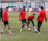 دوري أبطال إفريقيا| «بواليا» يشارك في مران الأهلي استعدادا لمباراة سيمبا