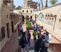 «الشباب والرياضة» تنظم جولة سياحية لشباب جنوب السودان