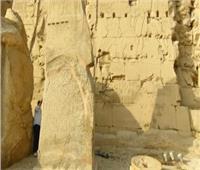 اكتشاف أكبر لوحة تاريخية تضم أسرار الفراعنة بمعبد الكرنك في الأقصر