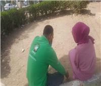 «أطفال بلا مأوى» ينقذ طفلة تركت منزل أسرتها هربًا من قسوة زوجة الأب بأسيوط