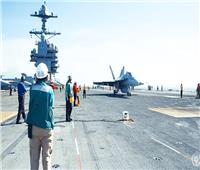 البحرية الأمريكية تختبر أنظمة إطلاق «الطائرات الكهرومغناطيسية»| فيديو