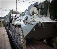الولايات المتحدة تعرب عن قلقها إزاء الحشود الروسية على حدود أوكرانيا