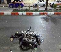 إصابة أمين شرطة في حادث تصادم بأبوقرقاص المنيا