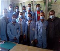اكتمال تنفيذ خمس دورات تدريبية ضمن «حياه كريمة» في مركز مطاي بالمنيا