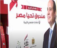 فيديو| صندوق تحيا مصر..  جهود كبيرة في مساندة القطاع الصحي