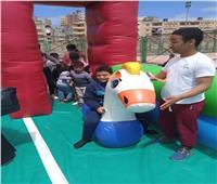 شباب المنوفية تحتفل باليوم العالمي لأطفال التوحد