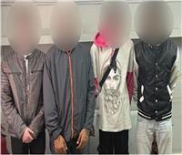 حبس ٤ أشخاص بتهمة بانتحال صفة رجال شرطة بمدينة نصر