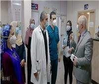 وكيل «صحة المنوفية» يتفقد مستوى الخدمات في مستشفيات قويسنا وبركة السبع