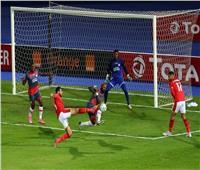 60 دقيقة | الأهلي يحافظ على تقدمه في مباراة سيمبا التنزاني