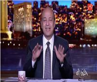 عمرو أديب: افتتاح مجمع الوثائق كان في غاية التقدم