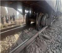 «نيابة المنيا» تستمع لأقوال عامل مزلقان ماقوسة في حادث القطار بـ«عربة كارو»