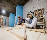 عظيمات مصريقتحمن الأعمال الشاقة | صور