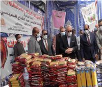 افتتاح معرض «أهلا رمضان» لتوفير السلع بأسعار مخفضة بالأقصر