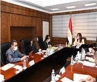 د.هالة السعيد: الوزارة تحرص على التعاون مع مختلف شركاء التنمية