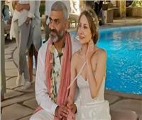 هاني عادل يشعل السوشيال ميديا برقصته في حفل زفافه| فيديو