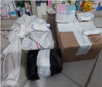 ضبط 305 عبوات دوائية منتهية الصلاحية بصيدلية في الشرقية