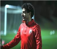 موقف « محمد هاني» من المشاركة في مباراة النصر