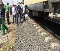 مصرع طالبة جامعية أسفل عجلات قطار مركزز ببا في بني سويف