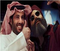 فيديو | تركي آل الشيخ مع رامز جلال في كواليس «رامز عقله طار»