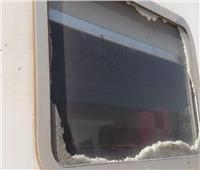 الحجر اخترق زجاج القطار.. انفجار عين طفل في بني سويف بسبب «لعب عيال»